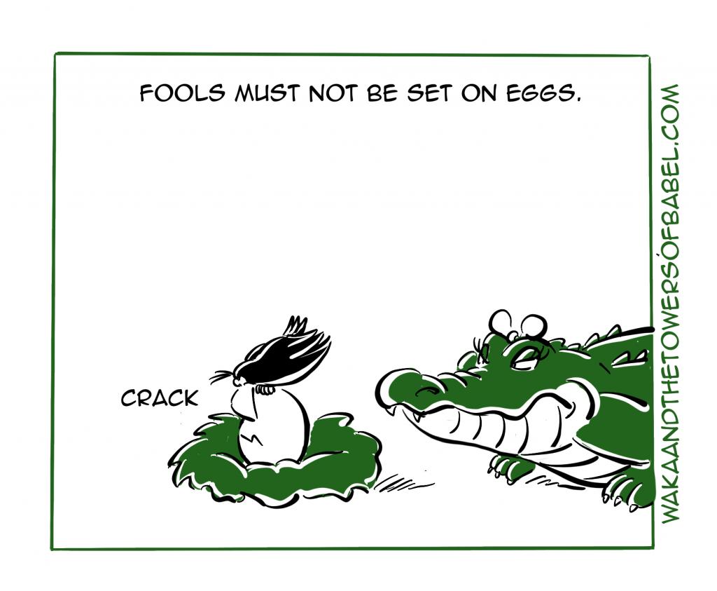 Set on Eggs