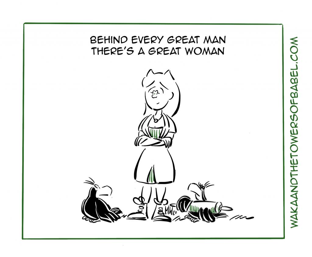 Great Woman