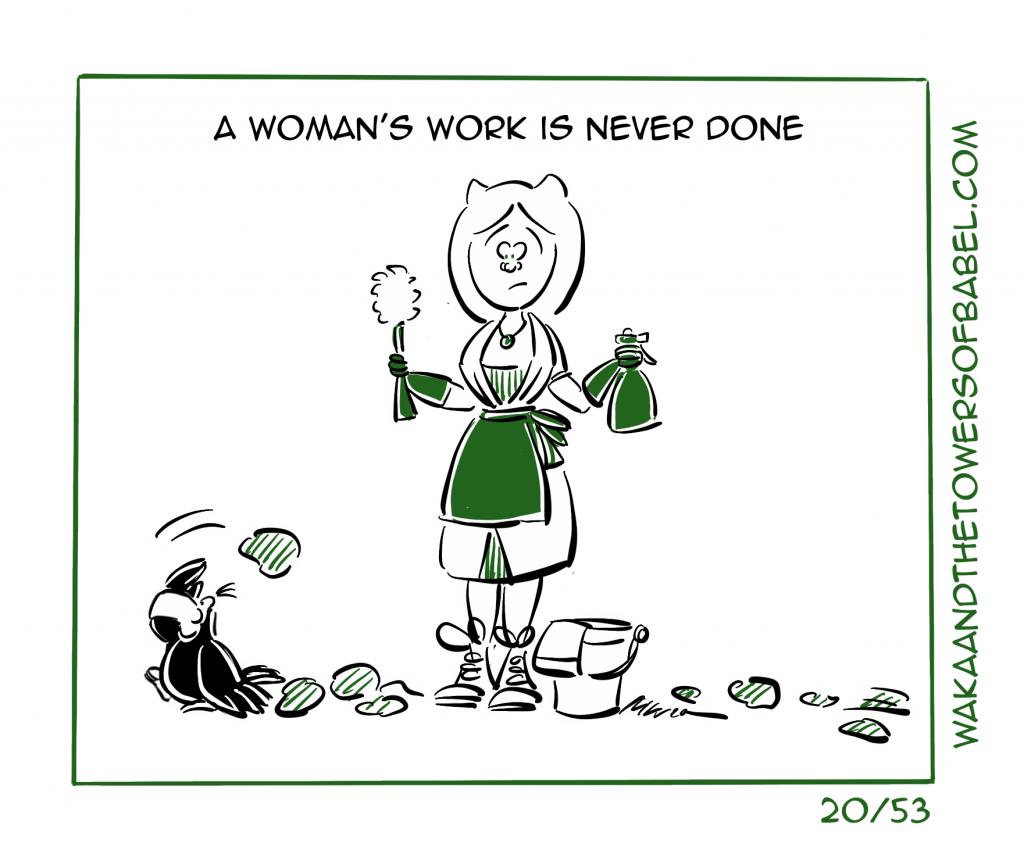 Woman's Work