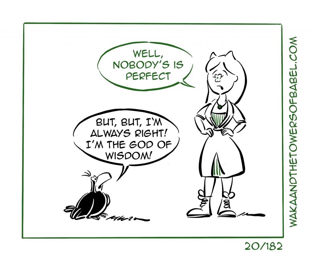 Nobody's is Perfect