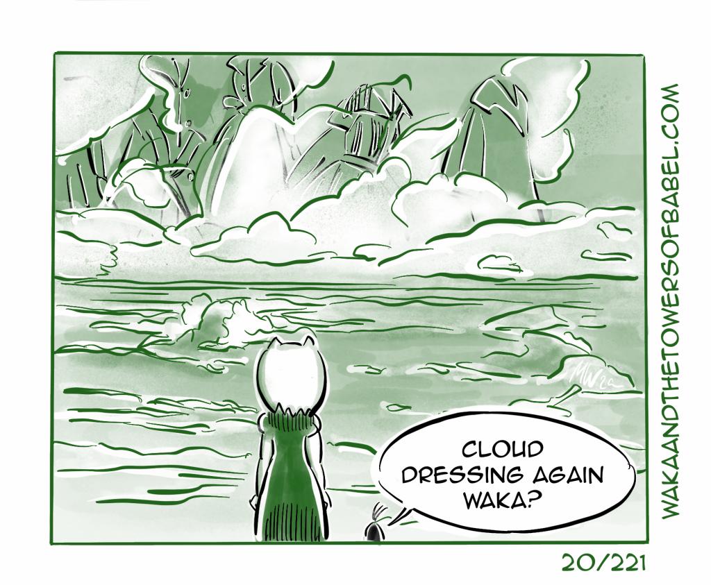 Cloud Dressing