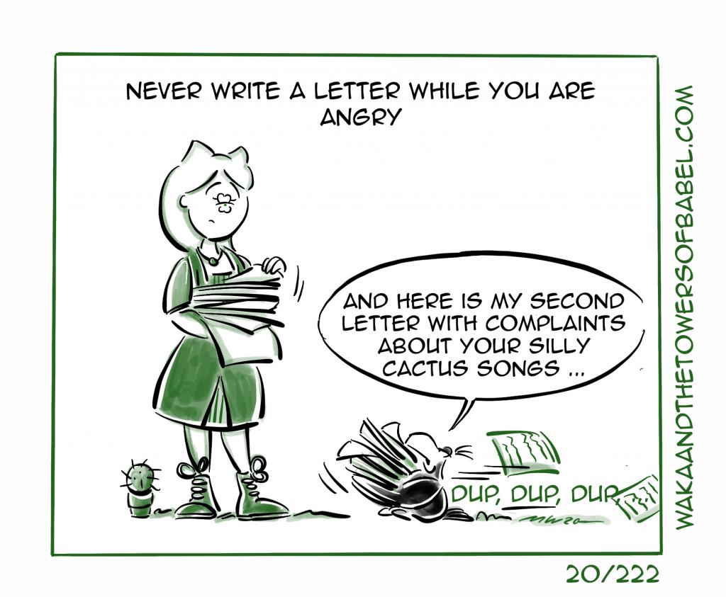 Letter Complaints