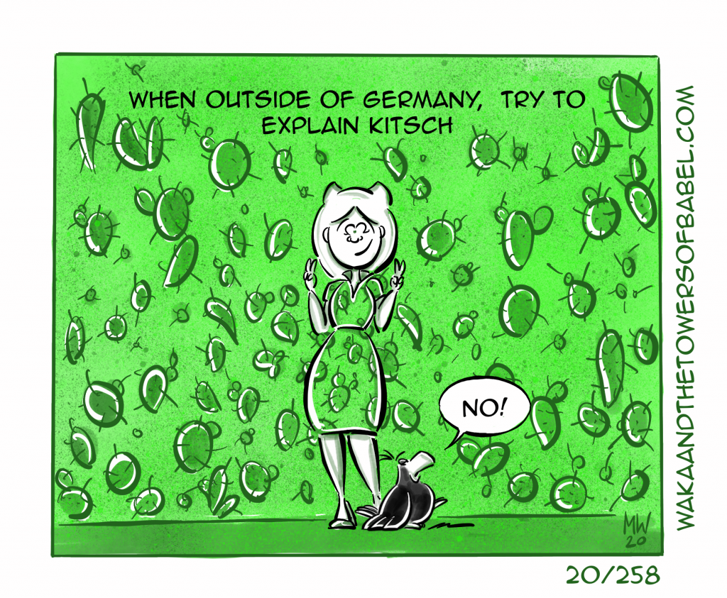 Explain Kitsch